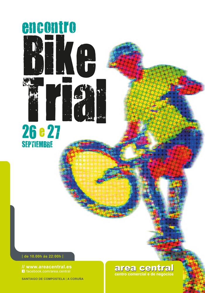 Area Central Bike Trial Campaign