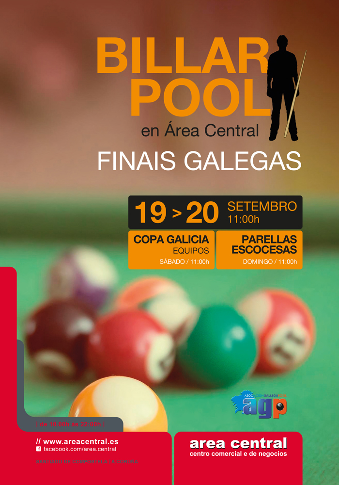 Area Central Billar Pool Campaign