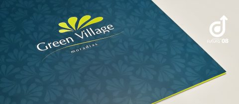 Identidade visual de Moradias Green Village