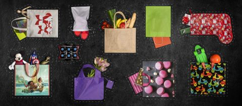 Vicbag bags header photography for website