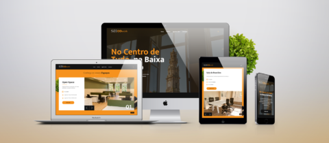 Website Sizecowork, Marques Soares